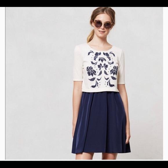 Anthropologie Dresses & Skirts - Lilka Flora Dress - Size L euc